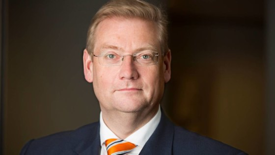 Minister Ard van der Steur (Veiligheid & Justitie, VVD)