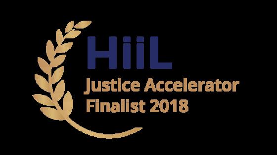 Innovating Justice Challenge 2018