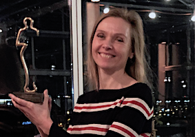 Karin DILA winnaar