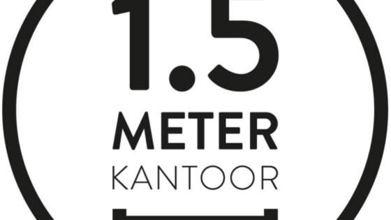 1,5 m kantoor