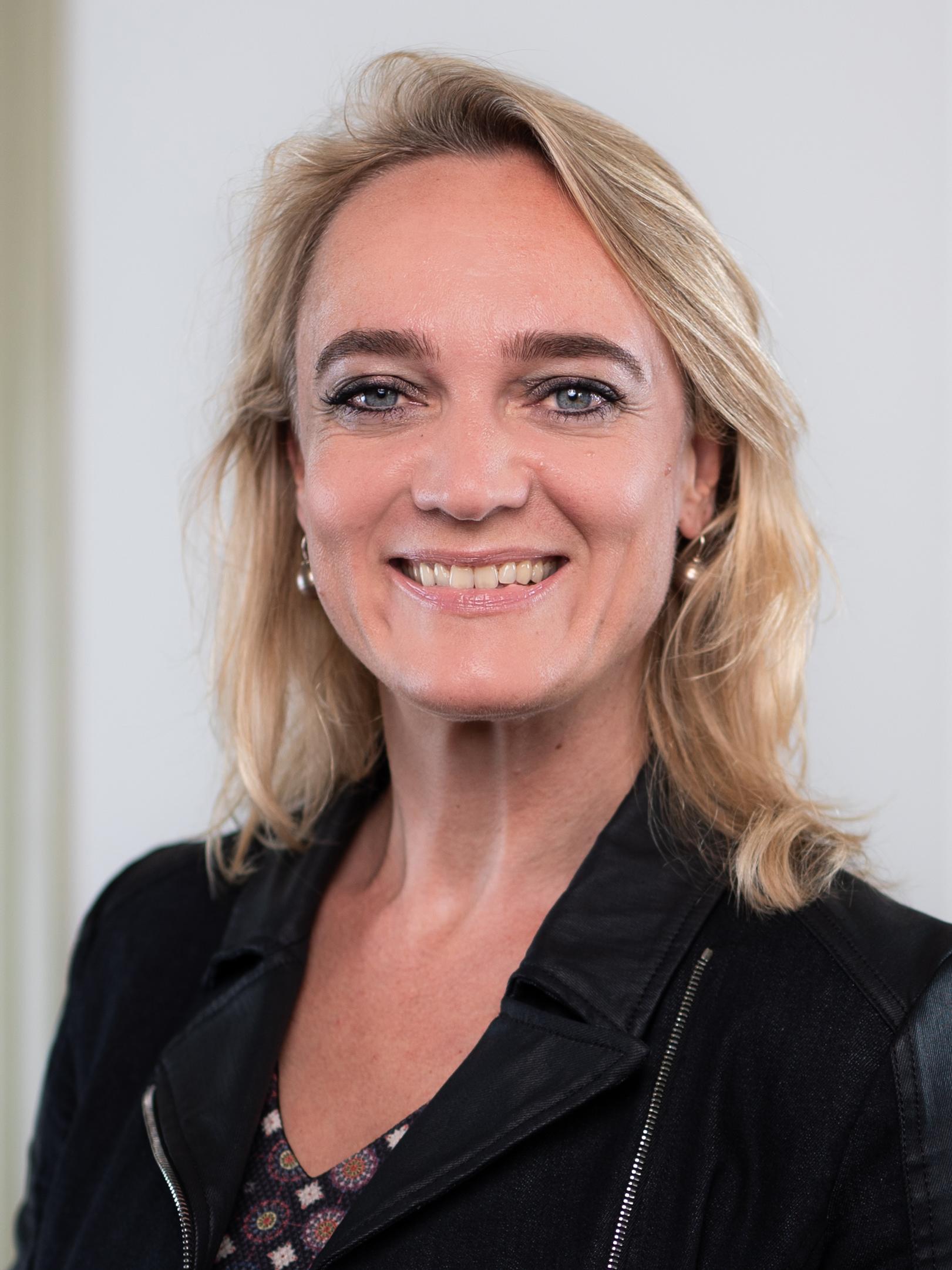 Irene Verheijen (portret)
