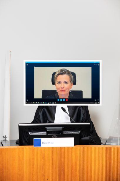 high res Advocatenblad Cover digitale rechtspraak