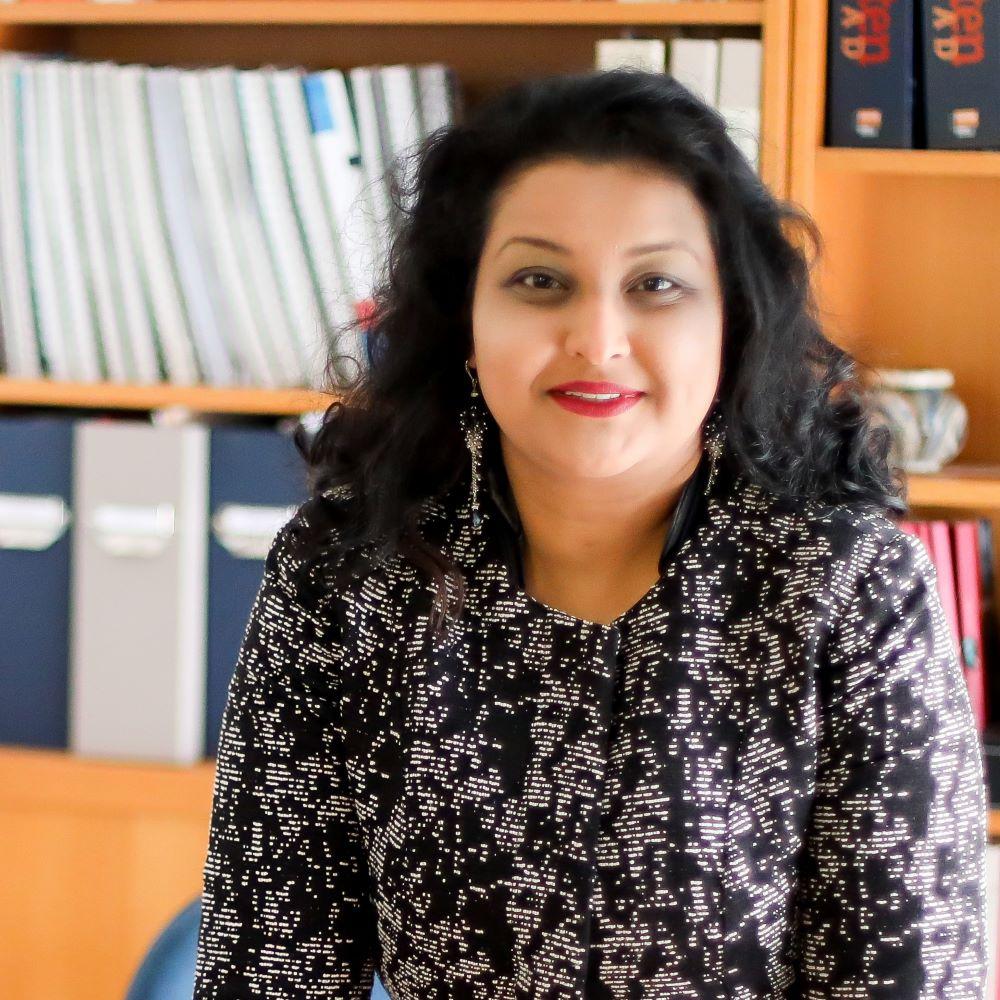 Natasha Mohamed Hoesein 2