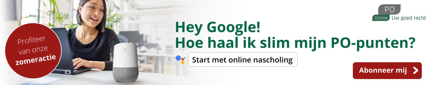 Banner – Advocatenblad-zomeractie